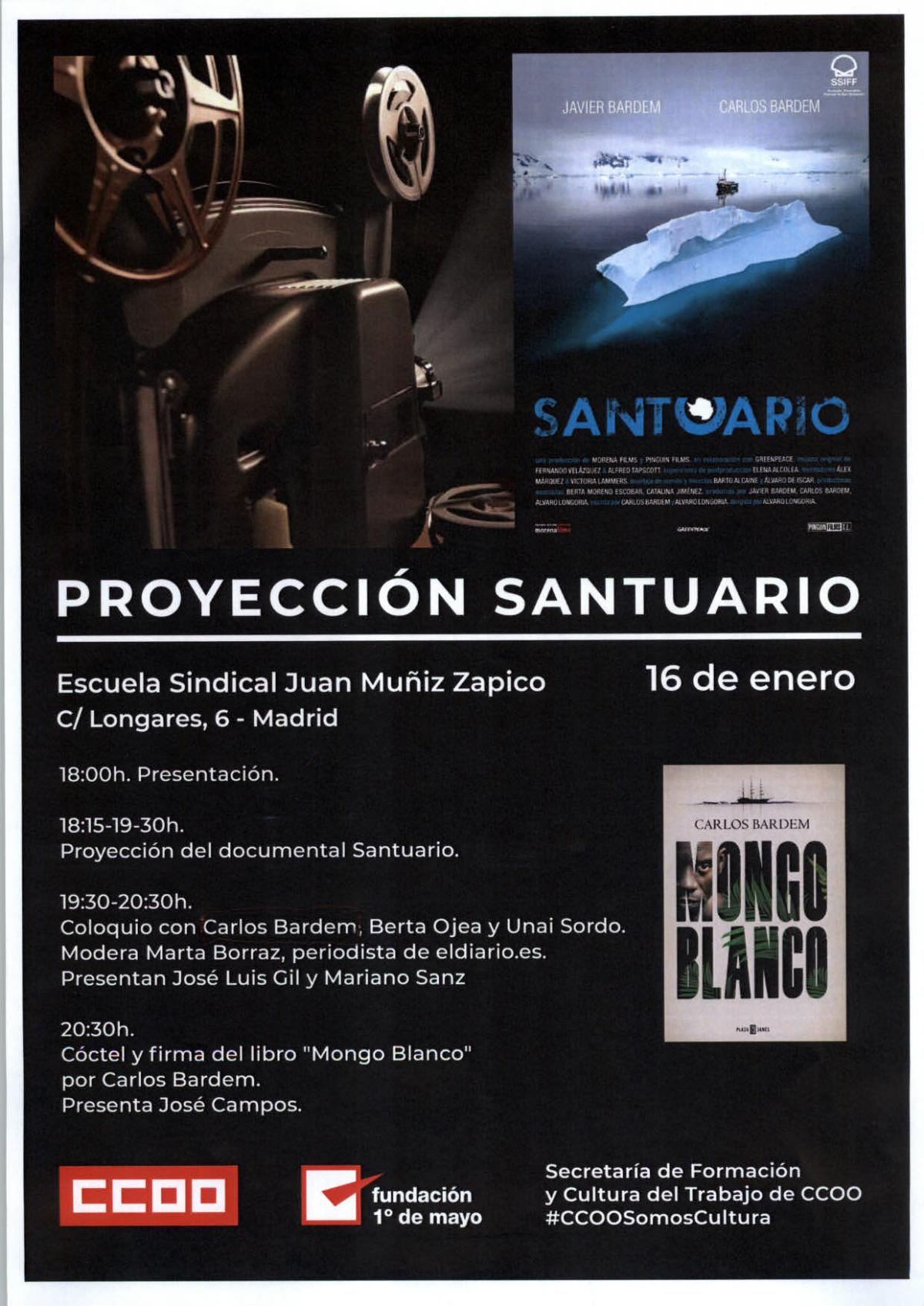 Documental Santuario