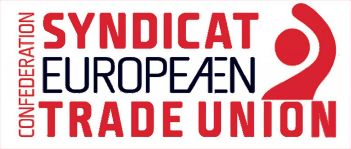 Confederación Europea de Sindicatos