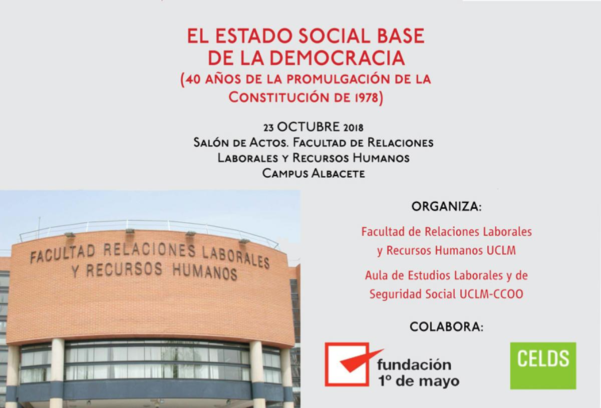 El estado social base de la democracia